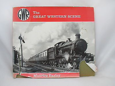 THE GREAT WESTERN SCENE ~ Earley GREAT WESTERN RAILWAY/BRITISH RAILWAYS