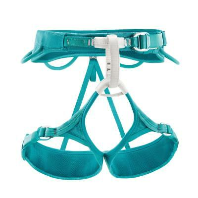 Petzl Luna Harness Women's Turquoise Small
