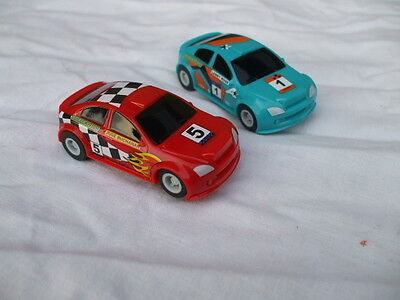 Scalextric Micro Cars X 2 Both Little Used