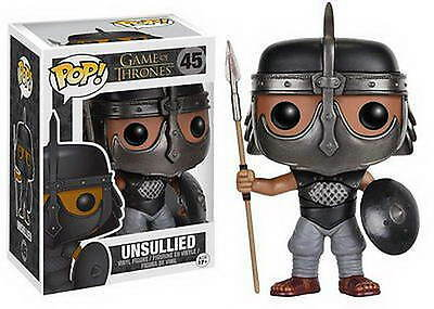 GAME OF THRONES POP Vinyl Figur UNSULLIED SOLDIER 10cm NEU+OVP