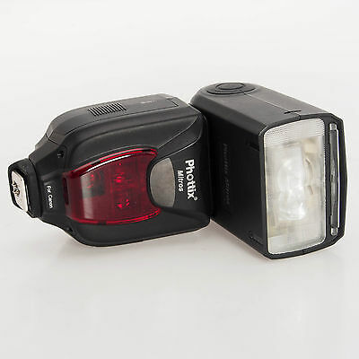 Phottix Mitros Electronic Flash For Canon EOS