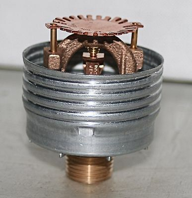 """Reliable G4 1/2"""" NPT Concealed Automatic Sprinkler Head"""