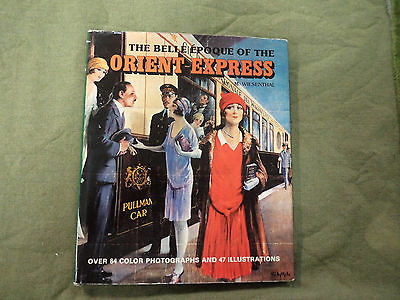 #vv.  The  Orient  Express  Train Book
