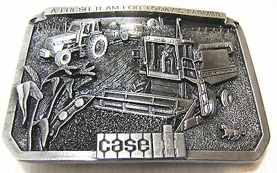 Case Ih--Belt Buckle--1985--First Buckle Under This Name--Limited Edition