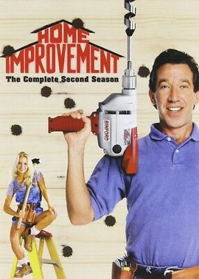 Home Improvement: The Complete Second Season [New DVD] Repackaged