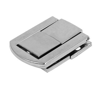 Suitcase Briefcase Toolbox Case Zinc Alloy Toggle Latch Hasp Lock 31mm Long