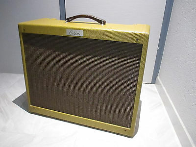 "Twinsound/tweedsound Cream 25/2X12"" Combo/57 Tweed Twin Style/puristentraum!!!!"