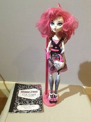 Monster High C A Cupid Doll