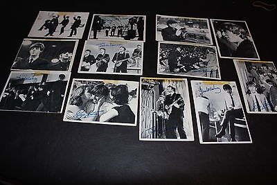 Beatles US 2nd Series Trading Cards x12 Good 67,68,71,73,74,81,82,84,100,107,113