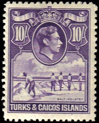 Turks and Caicos Islands #78-89 set MLH