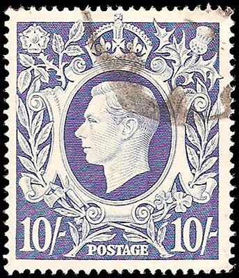 Great Britain #249-251A set Used VF