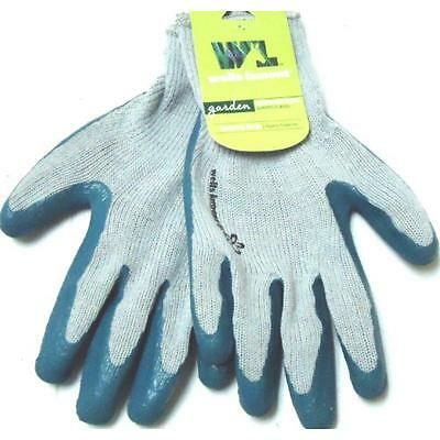 Women's Latex-Coated Palm Knit Gloves Coated Work Gloves Wells Lamont Gloves