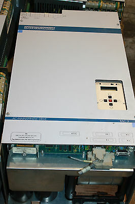 Indramat Rac 3.5-150-460-A00-Wi-220 Spindle Drive