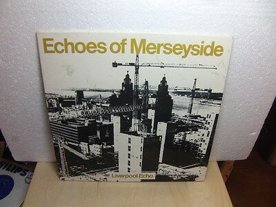 Liverpool Echo - Echoes of Merseyside 1971 spoken LP music sports personalities