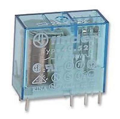 Finder Type 40.52 24Vdc 8A 250V  8pin relay  x10