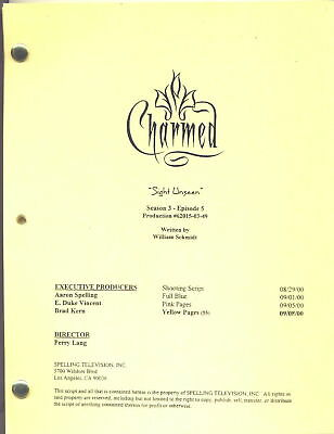 "CHARMED show script ""Sight Unseen"""