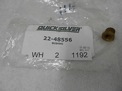 New  22-48556  BUSHING REDUCER  Mercury Mercruiser
