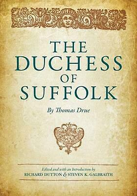 The Duchess of Suffolk by Thomas Drue (English) Paperback Book Free Shipping!