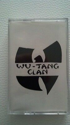 RARE! Wu-Tang Clan ★ DEMO Enter The Wu-Tang promo cassette purple tape raekwon