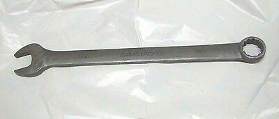 """Armstrong 1 3/8"""" Combination Wrench 25-244 12 point"""