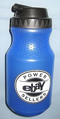 eBay Power Sellers Blue Water Bottle 16 oz--Brand New