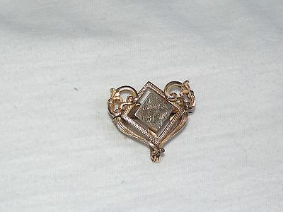 Antique Brooch Pin Jewelry for Lavaliere, Locket or Pocket Watch (xx697)