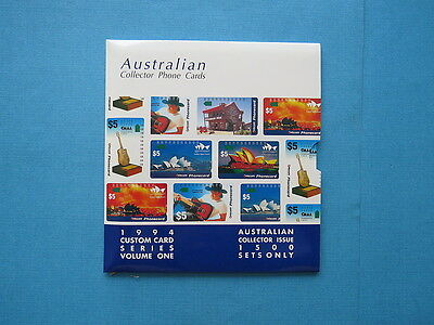 1994 - Telecom Phonecard - Australian Collector Issue (In Original Pack)