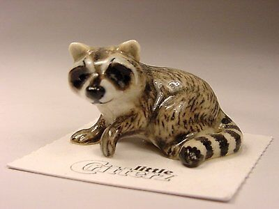 "Little Critterz - LC125 ""Bandit"" Raccoon"