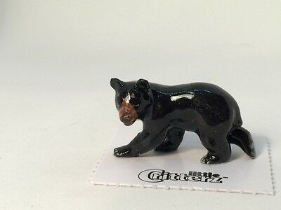 "Little Critterz - LC876 ""Blueberry"" black Bear"