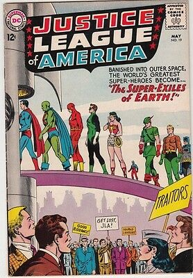 Justice League of America 19 The strict VF/NM  9.0 High-Grade 30% Off JLA Sale