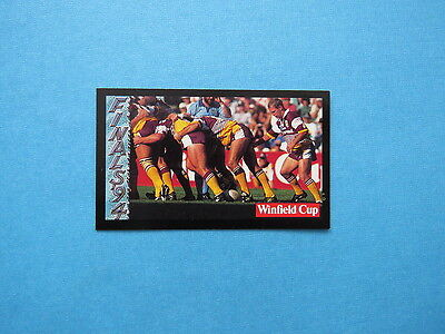 1995 - Winfield Cup (Rothmans) - 107 - Finals 94 - Brisbane V Manly 2