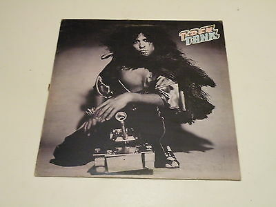 T.rex - Tank - Lp 1973 W/poster Emi Records Made In Italy - Ois - Vg++/vg--