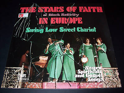 The Stars Of Faith Of Black Nativity - In Europe - FOC - LP [NM]