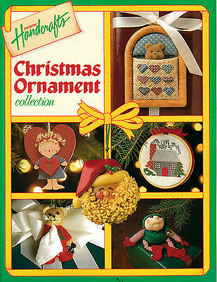 Country Handcrafts Christmas Ornament Collection Pattern Book