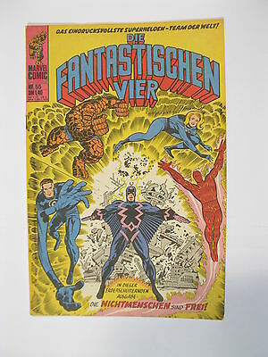Fantastische Vier Nr.  55   Marvel Williams im Zustand (2)  56752