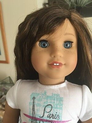 American Girl Doll Grace limited edition 2015 and bracelet