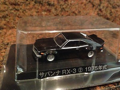 1:64 scale  Aoshima RX-3 In Black Limited Edition