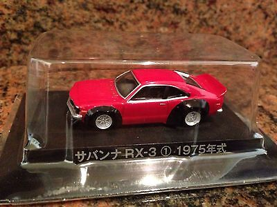 1:64 scale  Aoshima RX-3 In Red Limited Edition