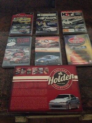 BRAND NEW Holden - The Heritage Collection (DVD, 2016, 6-Disc Set)