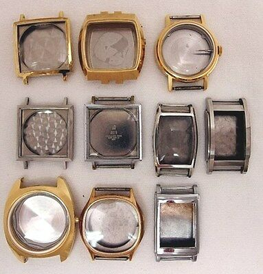 Men's Wristwatch - Housing (10 St 40 He / 60) Years From Watchmaker Discount Nos
