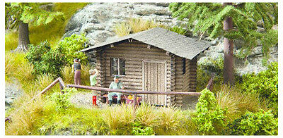 Noch TT 14434 Kit: Forest lodge Laser-Cut minis. Nip