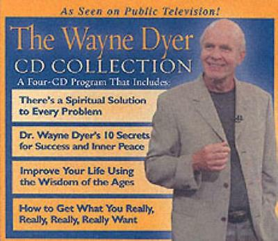 The Wayne Dyer CD Collection: WITH 10 Secrets to Success and Inner Peace AND Im.