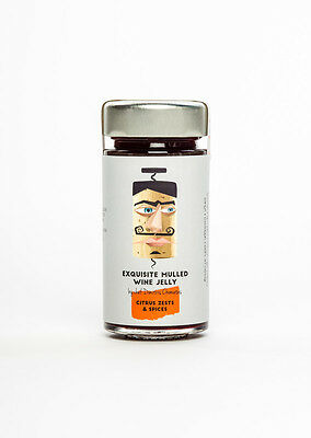 """SPAROZA 115g """"EXQUISITE MULLED WINE JELLY""""- a spoonful of wine!"""