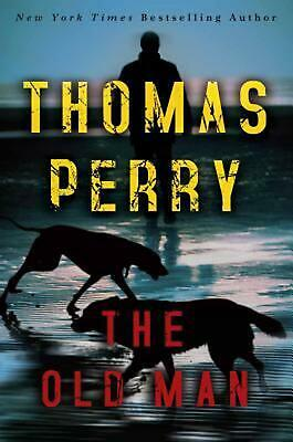 The Old Man by Thomas Perry Hardcover Book (English)