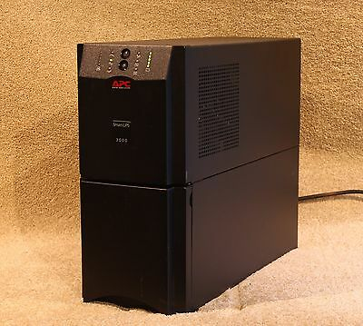 APC SUA3000i tower / 3000VA UPS - NEW BATTERIES - 12 M RTB warranty