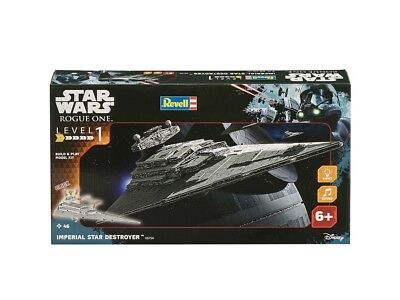 Revell 06756 - 1/4000 Star Wars Rogue One - Imperial Star Destroyer - Neu