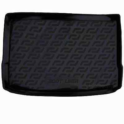 Volkswagen Golf Mk6 HTB 2008 - 2014 waterproof tailored car boot mat liner L3101