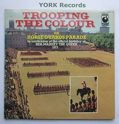 TROOPING THE COLOUR 1973 - Excellent Condition LP Record Sounds Superb SPR 90033