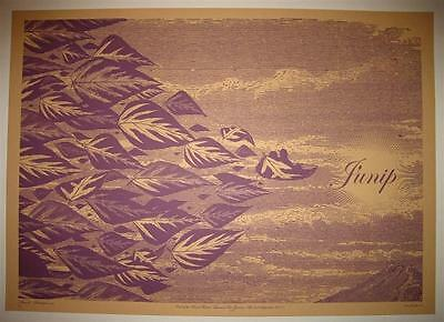 Junip Jose Gonzalez End Of The Road Festival Gig Poster Limited Edition Print