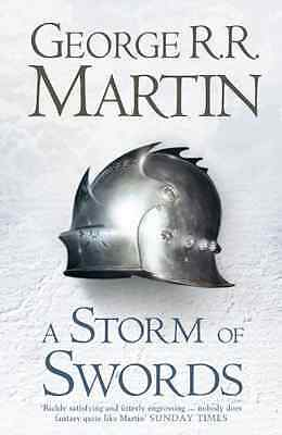 A Storm of Swords (Hardback reissue): Book 3 of A Song  - Hardcover NEW George R